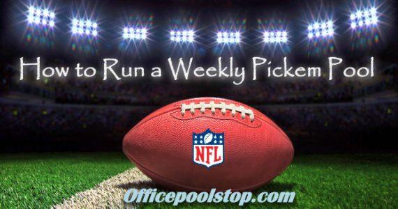 NFL Weekly Pickem